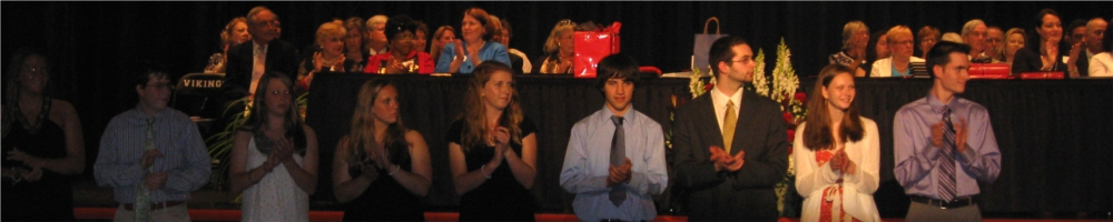 Honors Night 2011